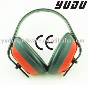 Hearing protector ear muff