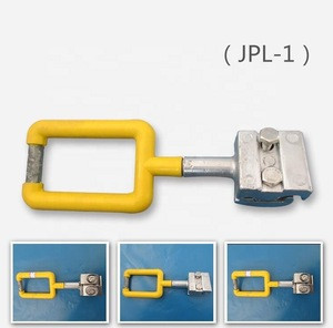 JDL Complete set Insulated Earthing Clamp for Power Line