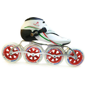King Line Brand K6 Wholesales high quality speed inline skates with low price
