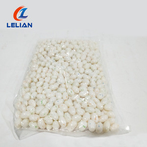 Lelian wholesales bulk  jelly bean sweet soft chewy candy drawing candy spray