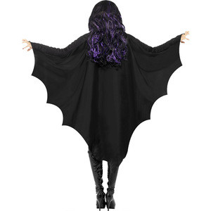 New Arrival Horror Bat Cosplay Anime Halloween Costumes Women For Party