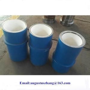 Oilfield drilling rig F800 mud pump pure zirconia ceramic liner