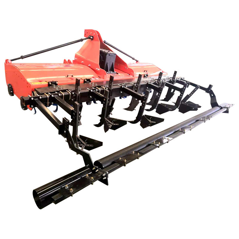 Orchards Gardening And Nurseries Rotary Cultivator For In-row Garden Cultivation