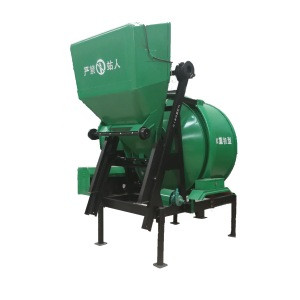 Paddle type pulled by steel wire roop diesel mixer!Portable!cast iron drum rotated portable diesel concrete mixer