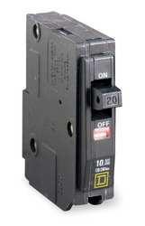 Plug In Circuit Breaker 20A 1P 10kA 240V