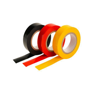 PVC black electrical insulation tape for automotive cable