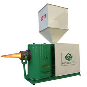Rotexmaster Wood pellet biomass burner