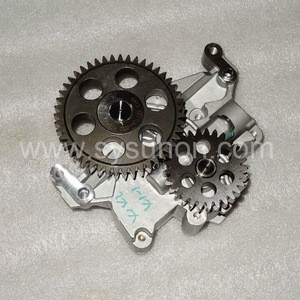 Truck spare parts DCi 11 Diesel engine pump Oil pump assy 1011LN-010 D5010477184