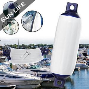 Vinyl Ribbed Marine Boat Fender Dock Bumper for Bumper Shield Protection