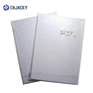 White Gold Silver Transparent Printable Inkjet PVC / PETG / PET Sheet for IC ID Card Making