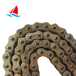 Wholesale various models motorcycle chain and sprocket 420UO