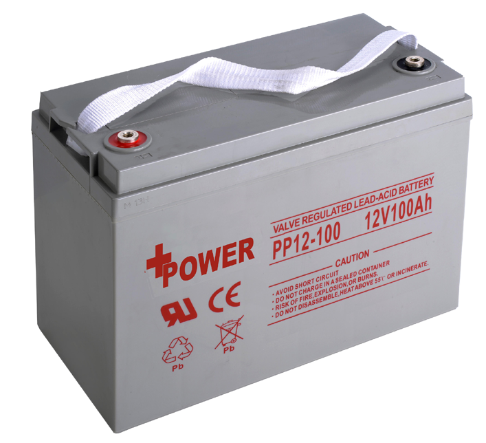 12V100AH solar batteries
