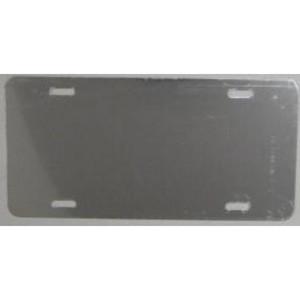 0.040 Near Mirror Aluminum Blank License Plate