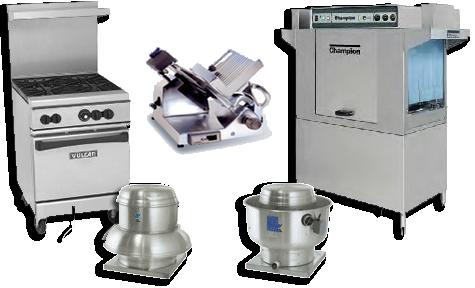Food Service parts