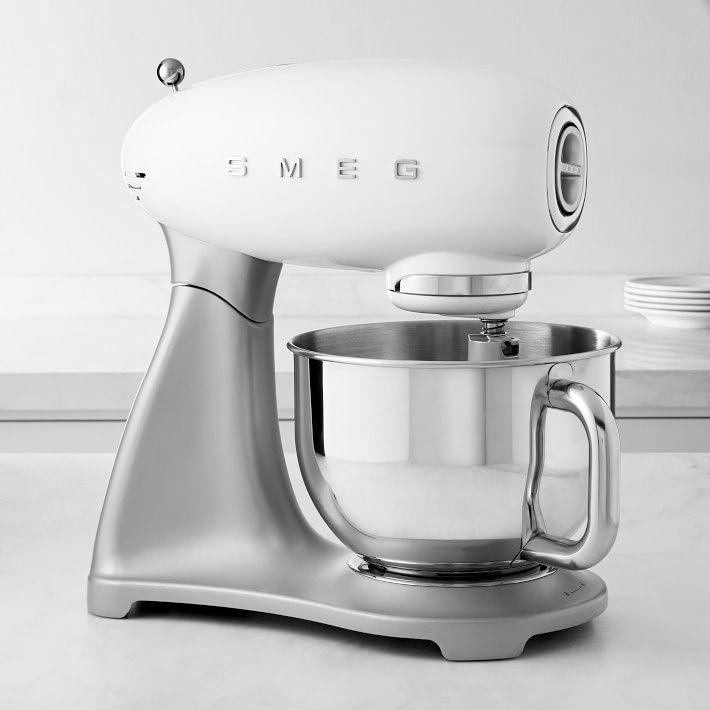 Smeg Stand Mixer, All-White