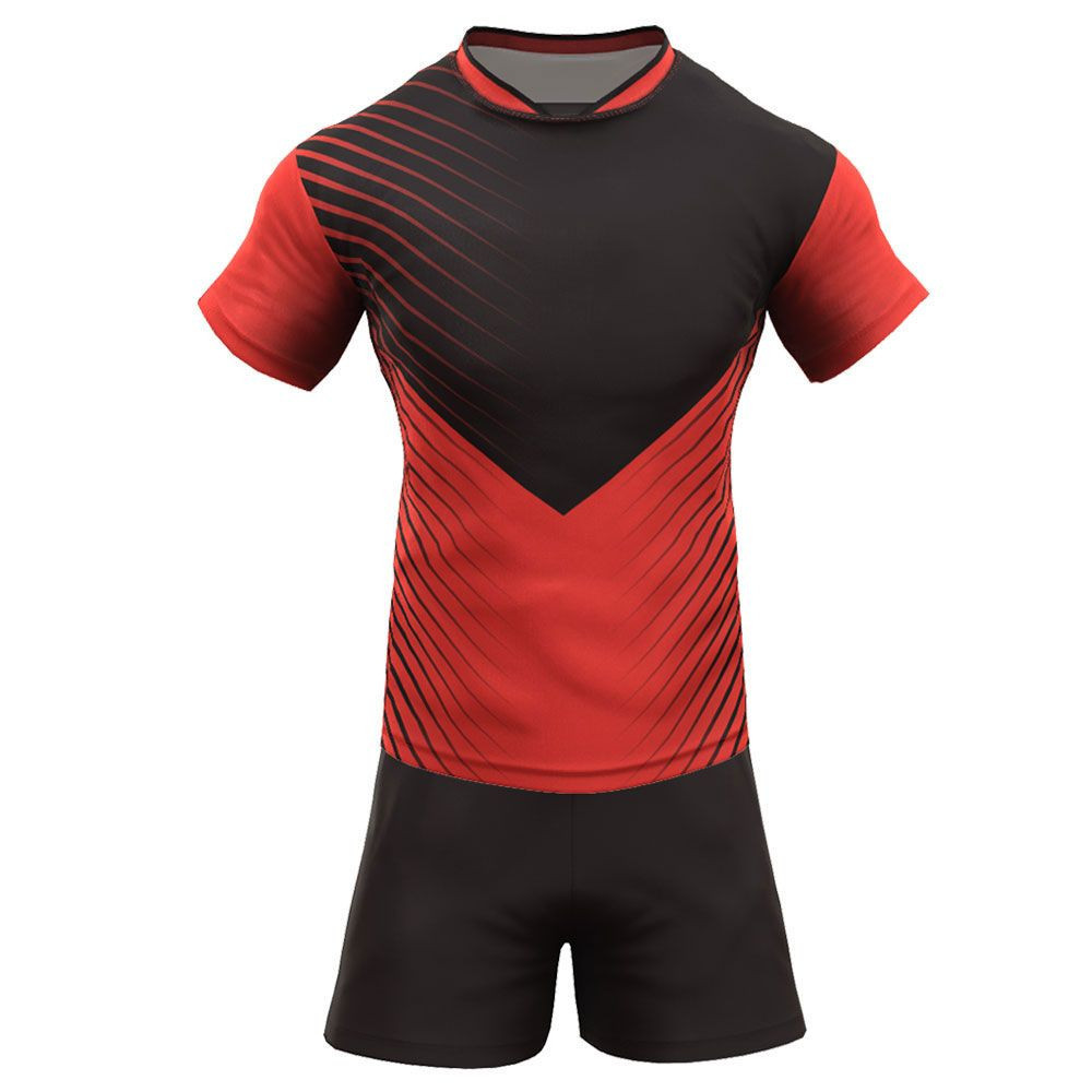 Rugby Uniforms Sublimation Designs