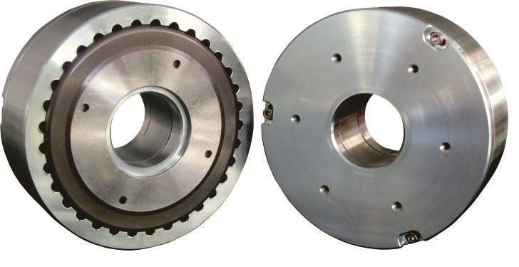 Valid Magnetics Hollow Hysteresis Brake / Clutch for Winding, Textile, Torque Tension Control, Payoff
