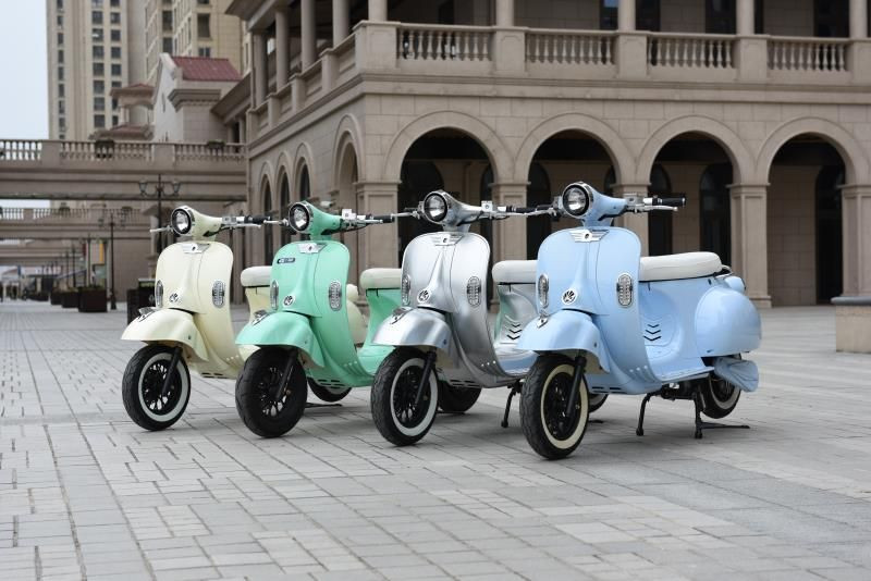 Electric bicycle motorcycle scooter