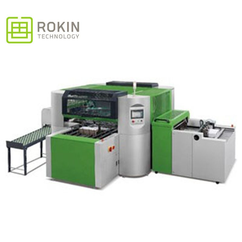 Automatic Round Case Maker