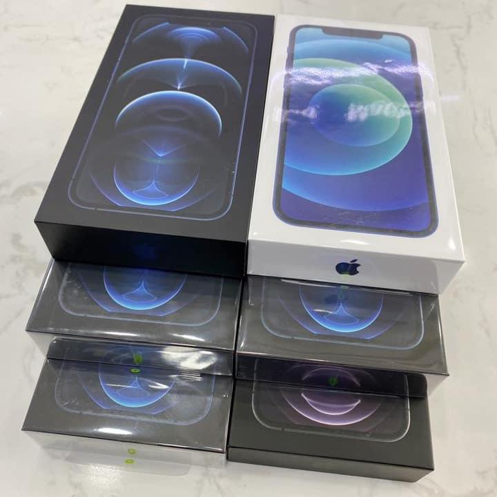 Apple iPhone 12  12 Pro  12 Pro Max  11 Pro Unlocked GSM WCDMA LTE