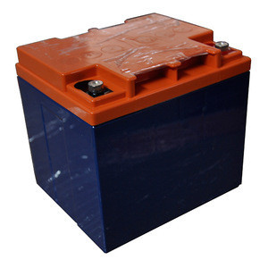 12v 17Ah maintenance free auto battery for solar panel