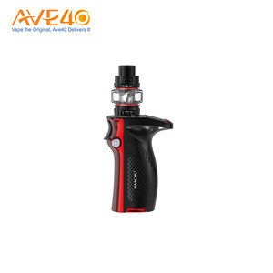 2018 new e-cigarette Smok Mag Grip 100W vape Kit with 5ML TFV8 Baby V2 Tank with single 18650/21700/20700 battery from AVE40