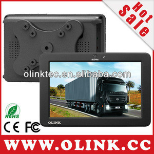 7 inch truck gps tablet pc for geographic information system