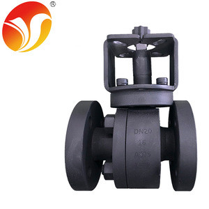 A105 Forge cast steel ball valve body