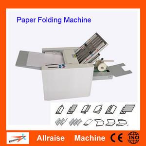 A4 A3 Paper Processing Machine Paper Folding Machine For Sale