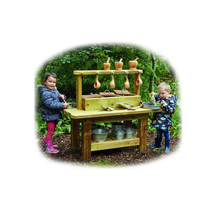 Best Price wood outdoor playground toy set With Bottom Price