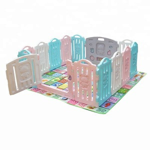best selling baby products cheap plastic children fence
