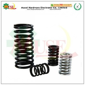 China Custom Metal Compression Spring Used on Electrical Appliances