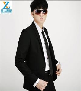 Classic design custom made business mens superior office suit
