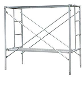 Construction Used Galvanized Ladder Scaffold