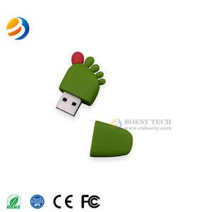 Customized pvc USB flash drive/Big memory 64GB USB drive