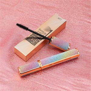 Factory Direct EyeLash Makeup Tool 4D Waterproof Silk Fiber Thick Curling Lash Mascara