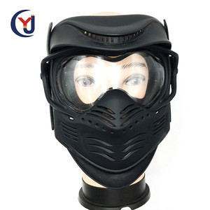 Factory Polycarbonate helmets motorcycle paintball price for adult