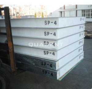 Fireproof Heat Insulation EPS Fiber Cement Sandwich Panels SIP