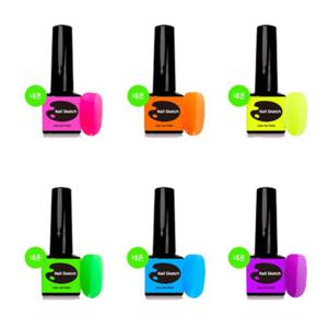 Gel Nail Polish 77 Colors Made in Korea