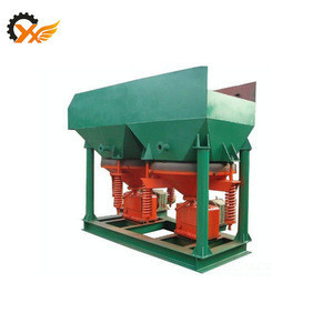 High Quality Gravity Equipment Laboratory Jigger machine For Mn Lead Tungsten Ore
