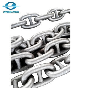 ISO1704 extra-high strength U3 Stud Link Ship Anchor Chain for Marine Ship