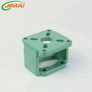 Jimai pneumatic electrical actuator mounting bracket for butterfly valve and ball valve DN15 - DN200