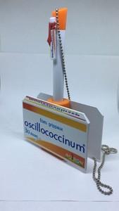 Large Imprint Area Custom Pharmaceutical Promotion Gift Desk Pen Holder