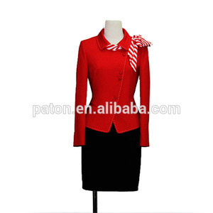 New fashion breathable work uniform OEM factory from Guangzhou China