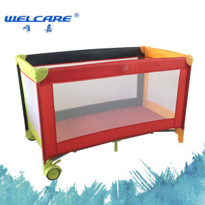 Playpen-for-Baby Foldable Baby Travel Playpen Bed High Quality Cheap Kids Playpen