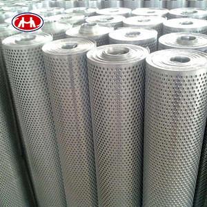 Security used aluminium wire mesh