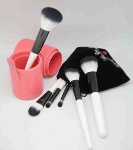 silicone cosmetic brush two side eye applicator