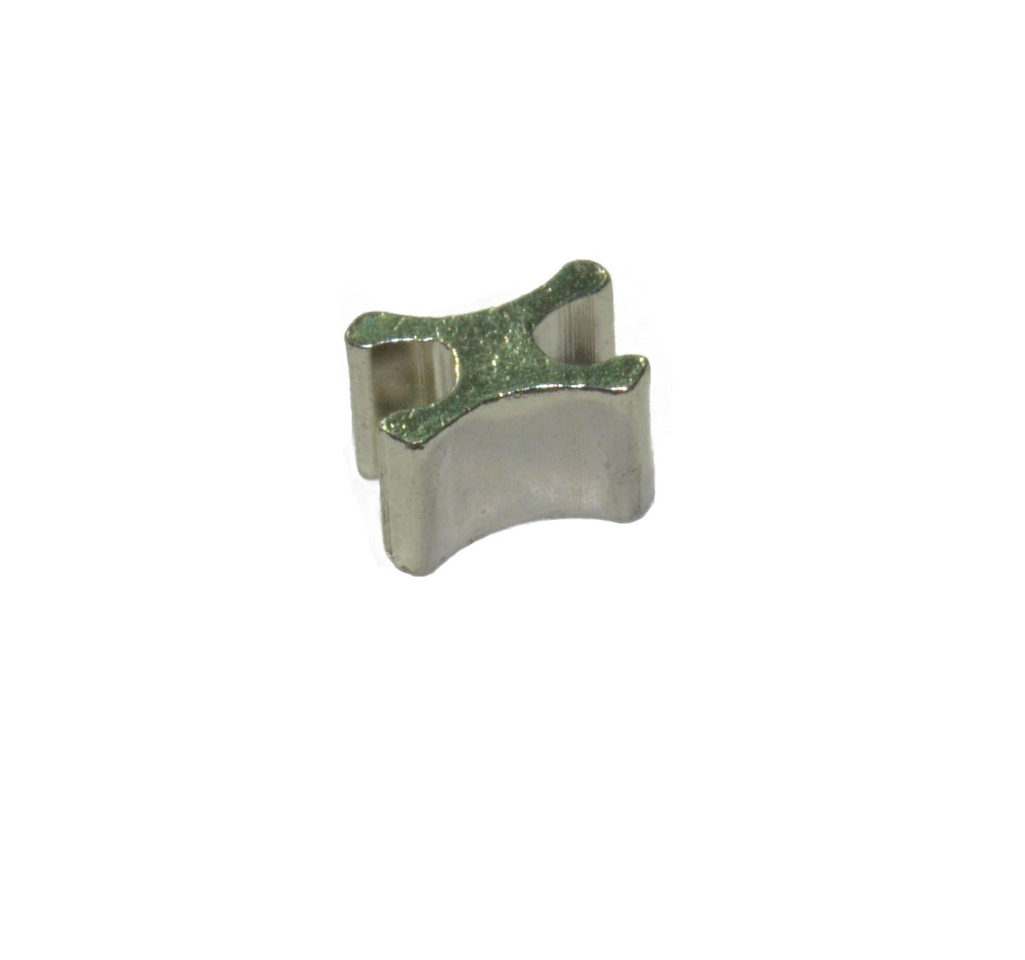 Stainless Steel Zipper Stop