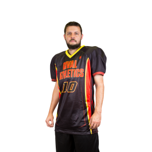 Sublimated PIK6 Football Jersey