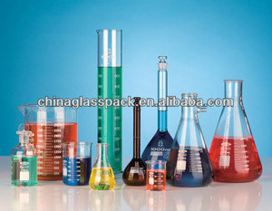 Volumetric flask beakers flasks